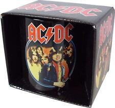 AC/DC: Highway To Hell caffè / TEA TAZZA - NUOVO & UFFICIALE IN SCATOLA CON FOTO