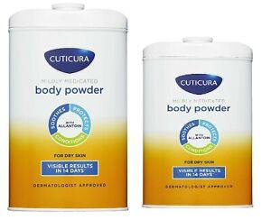 Cuticura Talcum Powder Relief Dry Irritated Eczema Prone Skin Mildly