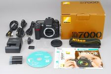 "[Excellent +++] Nikon D D7000 16.2 MP Digital SLR Camera From Japan"""