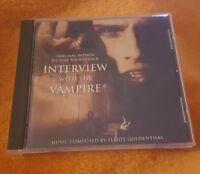INTERVIEW WITH VAMPIRE ELLIOT GOLDENTHAL CD ORIGINAL MOTION PICTURE SOUNDTRACK