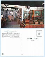 Kennedy Brother Gift Shop Furniture Store Vergennes Vermont Advertising Postcard