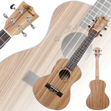 "New 26"" MUH-508 Beginner 18 Frets Zebra Wood Tenor Ukulele Musical Instrument"