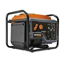 Generac 3500iO 3,000 Watt 212cc Gas Powered Portable Generator (Used)