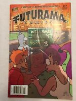 Futurama Comics (Bongo) #17 2004