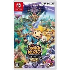 Level 5 The Snack World Trejarers  NINTENDO SWITCH JAPANESE IMPORT REGION FREE