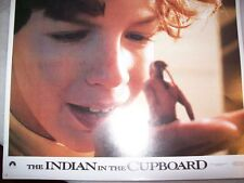 LOBBY CARDS - THE INDIAN IN THE CUPBOARD - COMPLETE 8 PHOTOS - USA