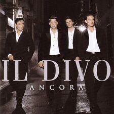 IL DIVO Ancora CD BRAND NEW