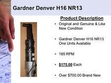 Gardner Denver H16NR13