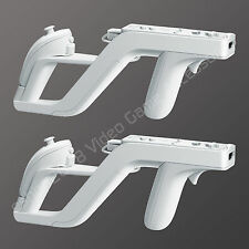2 Zapper for Nintendo Wii Call of Duty shooting gun