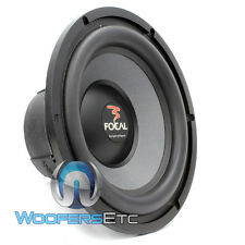"FOCAL 27A SUB 11"" ACCESS SERIES CAR AUDIO SUBWOOFER SPEAKER CLEAN CLEAR BASS NEW"