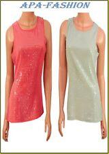 New Next Ladies Sequin Vest Top