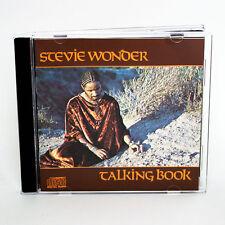 STEVIE WONDER - Talking Book - Música Cd Álbum