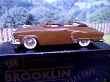 1/43 Brooklin models  ( England ) 1952 Studebaker commander