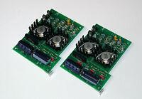 Satz Endverstärker Endstufe n ( power amplifier )   für REVOX  A77