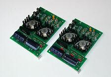 Satz Endverstärker Endstufe n ( power amplifier )   für REVOX  A77   NEUE WARE