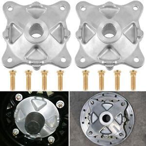 2× New Rear Wheel Axle Hub Kit 5135113 for Polaris RZR 800 RZR S 800 RZR 4 80