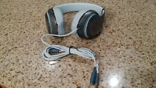 Beats by dr Dre Studio2.0 wired over ear Headphones Metallic Sky Demo New