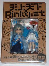Pinky:st Tenjho Tenge THE GREATEST TAG BOX Round 02 Maya GSI Creos-Japanese Girl