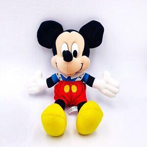 "Vintage Disney Mickey Mouse Mattel Arco Toys 14"" Plush Doll Stuffed Animal"