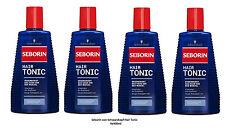Seborin 3-Fach Effekt Shampoo+Koffein von Schwarzkopf gegen Schuppen 4x250ml