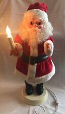 "Rennoc Animated Christmas Santa 24"" Motion Lights Candle"