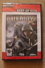 Call of Duty 2 (PC) Polish New Sealed Polska