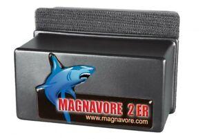 Magnavore Company Mag 2ER 55G to 135 gallon Magnetic Algae Cleaner magnet