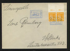 Finland  ship  special  cover   local  use              AT0513
