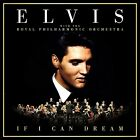 ELVIS PRESLEY WITH THE ROYAL PHILHARMONIC ORCHESTRA: IF I CAN DREAM CD NEW