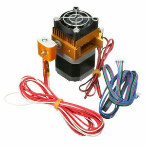 Mk8 Extruder mit 0,4 mm Düsen-Druckkopf-Kit für MakerBot Prusa i3 3D-Drucker/!