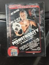 """Monstrosity - Andy Milligan  and  Double feature Graverobbers (aka """"Dead Mate"""")"""
