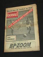 FRANCE FOOTBALL N° 845 1962 REIMS CHAMPION FRANCE