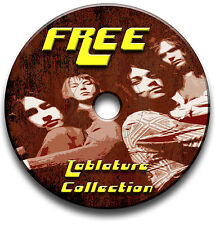 Gratis Rock Gitarre Tab Tablature Lied Buch Bibliothek Software CD Anthology