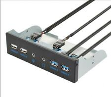 More details for usb 3.0 front panel hub optical drive 5.25 inch panel computer expansion board