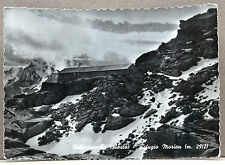 VALGRISANCHE - Rifugio Morion (m.2912) [grande, b/n, viagg. 1965]