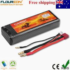 2S 7.4V 5200mAh 30C LiPo RC Battery Deans for RC Car Helicopter Truggy Airplane