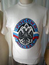 Vintage MOSCOW RUSSIA Souvenir T-Shirt XL 80s