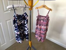 Girls Playsuits Age 8-9 (134) From H&M