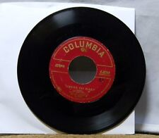 GUY MITCHELL CRAZY WITH LOVE / SINGING THE BLUES 45 RPM RECORD
