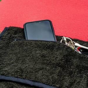 Gym Towel (Hooded+Zipper+Pocket) | FREE AusPost Ship