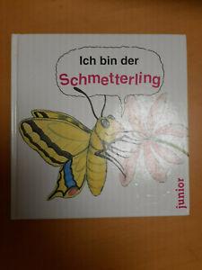 Ich bin der Schmetterling   ---   Bygrave / Voce