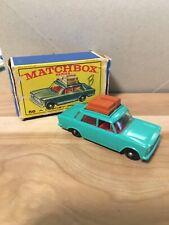 Vintage Matchbox Lesney / #56 Fiat 1500 w/ Original Box