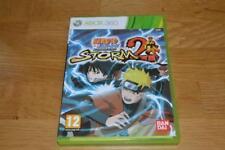 Jeu XBOX 360 : Naruto Shippuden ultimate ninja Storm 2
