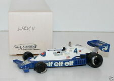 WESTERN MODELS SIGNED 1st VERSION - 1/43 SCALE - WRK11 - 1978 TYRRELL 008 #4