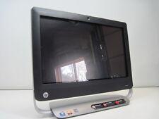 "HP TouchSmart 20"" Touchscreen 320-1030 All-In-One Desktop Computer PC"