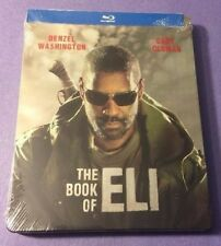 The Book of Eli [ Limited STEELBOOK Edition ] (Blu-ray Disc) NEW
