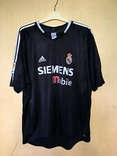 FC REAL MADRID 20042005 AWAY FOOTBALL JERSEY CAMISETA SOCCER MAGLIA SHIRT