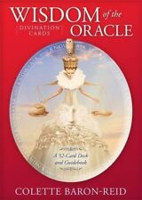 Wisdom of The Oracle Divination Cards Ask and Know 9781401946425 Baron-reid