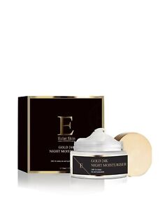 Eclat Skin London 24K Gold Night Cream Moisturiser 50ml  ( RRP £60 )