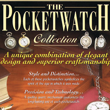 The Pocket Watch Collection by Hachette (Select any 1 out of those available)